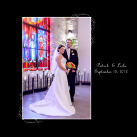 Patrick & Leslie Wedding Album